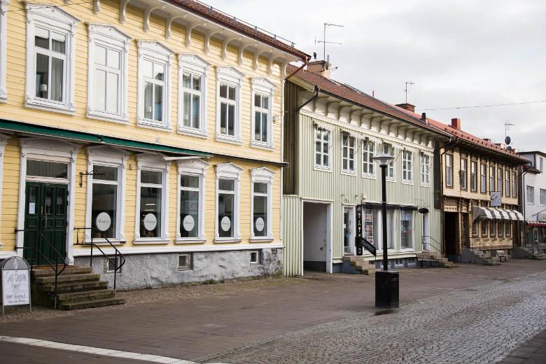 frisör kungälv västra gatan