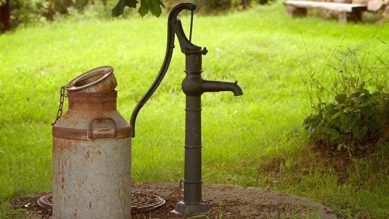 versvmning - dricksvatten frn egen brunn - Livsmedelsverket